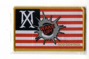 MADAME X TOUR - GOD CONTROL SEW ON PATCH